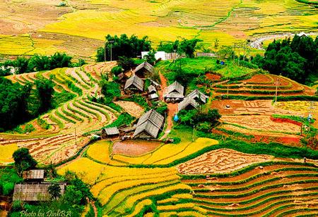 Sapa - Lao Chai - Ta Van 3days