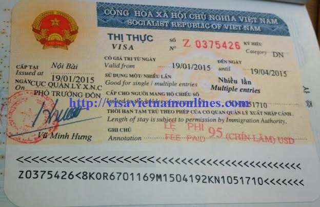 Vietnam business visa, Vietnam visa on arrival for business