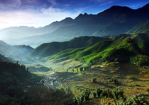 Lai Chau - Vietnam