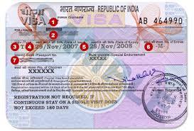 India visa service