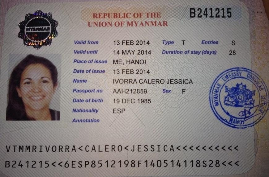 Myanmar visa service, Visa Myanmar, Myanmar visa tourist, Myanmar visa business