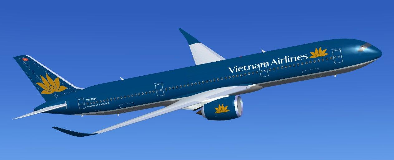 Flights from Europe to Vietnam
